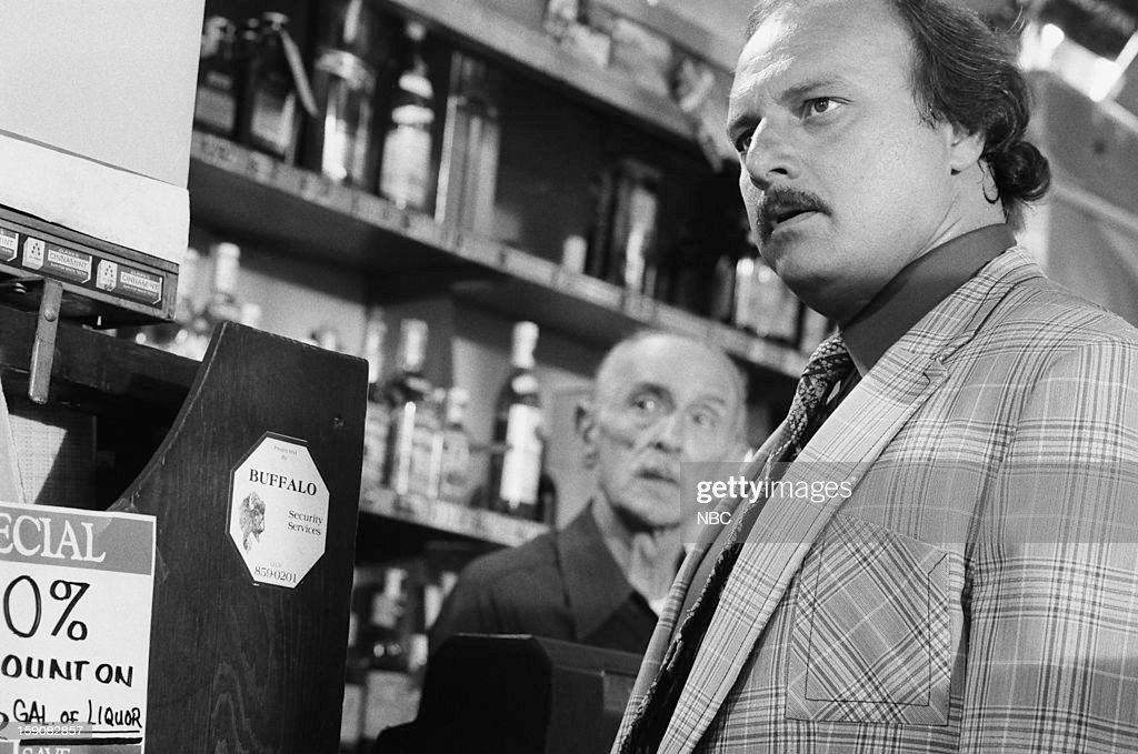 Hill Street Blues -- 'A Case of Klapp' Episode 2 -- Pictured: Dennis Franz as Lt. Norman Buntz --