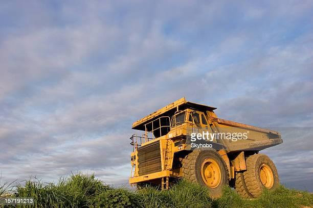 Hill Top Dump Truck