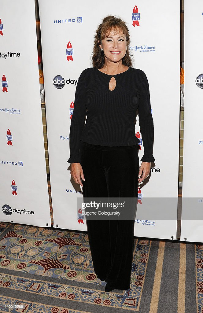Hillary B. Smith attends the 7th Annual ABC & SOAPnet Salute Broadway Cares/Equity Fights Aids Benefit closing celebration at The New York Marriott Marquis on March 13, 2011 in New York City.