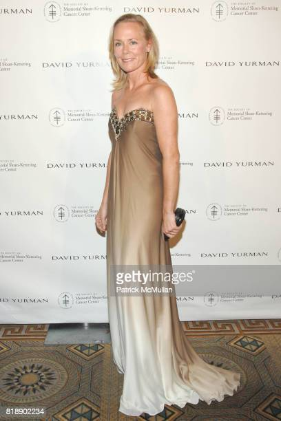 Hillary Dick attend The Society of MSKCC'S 3rd Annual Spring Ball at The Pierre on May 18th 2010 in New York City