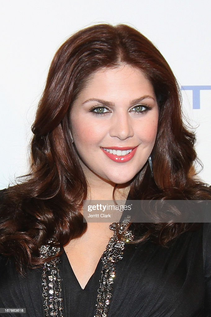 Hillary Scott of Lady Antebellum attend the 2013 Delete Blood Cancer Gala at Cipriani Wall Street on May 1, 2013 in New York City.