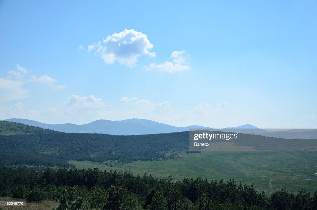 Hills : Stock Photo