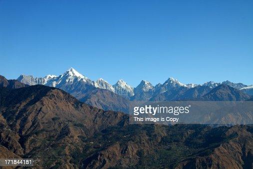 Himalaya, Panchachulli peaks