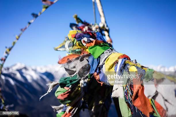 Himalaya Prayer Flags,