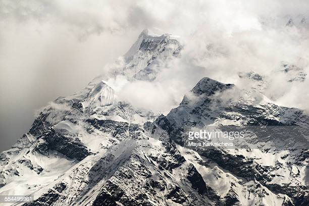 Himalayan snowcapped peak, Nepal