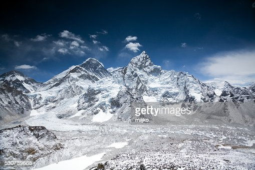mt everest stock photos and pictures getty images