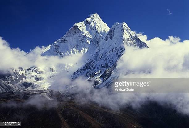 Himalayas.  Nepal