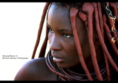 CONTENT] Himba woman Himba tribe in Himba village near Opuwo Namibia