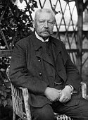 Hindenburg Paul von Politician Field Marshal Germany*02101847 before his inauguration as president of the German Reich Photographer Kester...