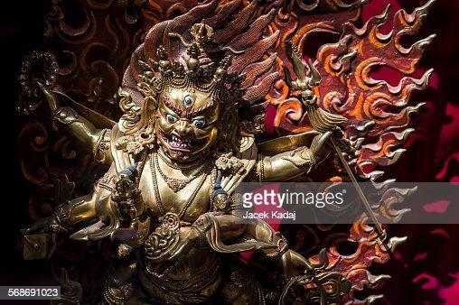 Hindu deity