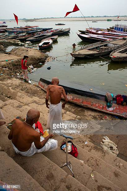 Hindu Rites at Varanasi