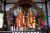 Hindu shrine, Ganga Talao temple