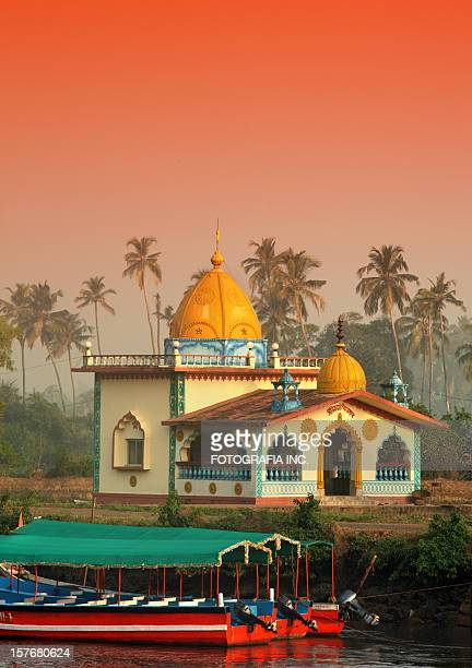 Hindu Temple in Goa