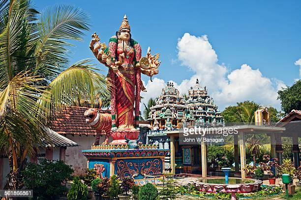 Hindu Temple, Trincomalee Sri Lanka