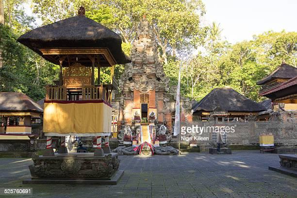 Hindu Temple, Ubud Monkey Forest