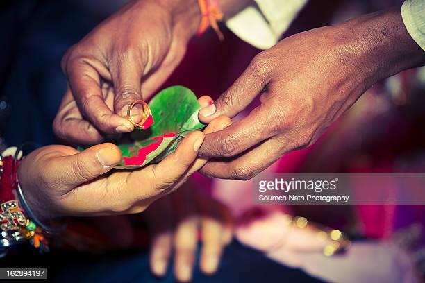 Hindu Wedding Rituals - Sindoor Daan