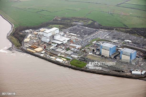 Hinkley Point B nuclear power station operated by Electricite de France SA's stands near Bridgwater UK on Thursday Dec 17 2015 Electricite de France...