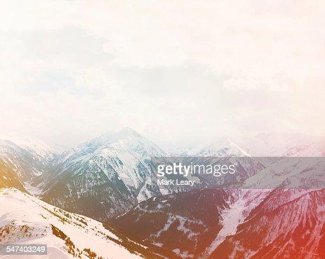 Hintertux valley