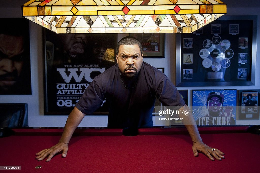 Ice Cube, Los Angeles Times, April 25, 2014