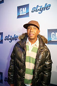 Hip Hop mogul Russell Simmons attends the 2nd Annual General Motors Night of Stars Cars Show at the Detroit Riverfront Atwater January 12 2008 in...