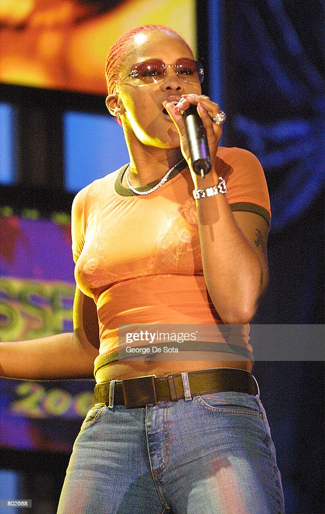 "#5 - Eve, this time with Gwen Stefani, had a number 2 hit with ""Let Me Blow Ya Mind,"" in August 2001."