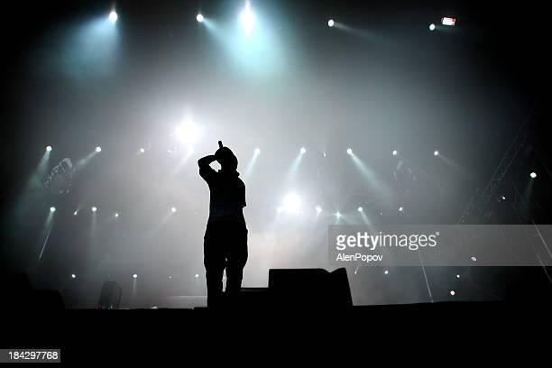 Chanteur de Hip-hop
