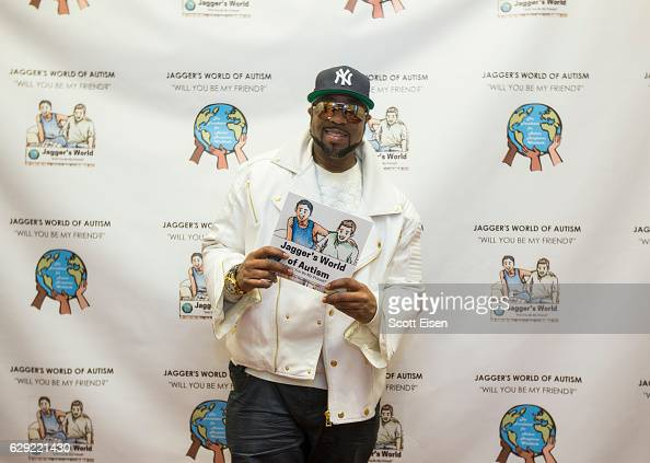 Hiphop artist Cappadonna of the WuTang Clan at The Foundation for Autism Acceptance Worldwide's annual fundraiser on December 11 2016 in Groton...