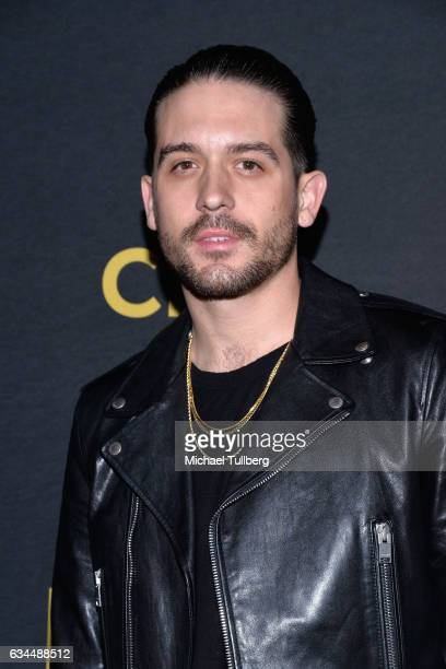 Hiphop artist GEazy attends the 2017 Billboard Power 100 Celebration at Cecconi's on February 9 2017 in West Hollywood California