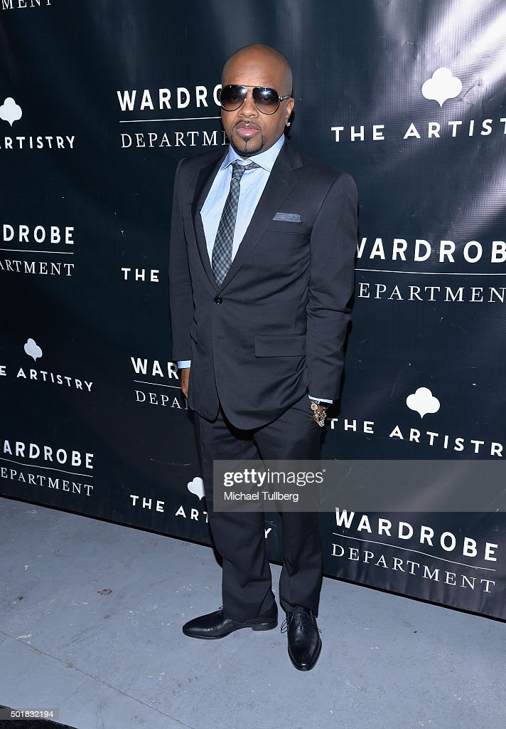 Wardrobe Department LA Grand Opening