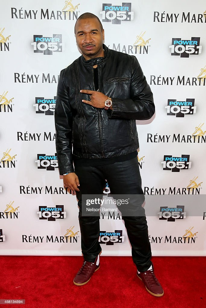 Hiphop artist Young Jeezy attends Power 1051's Powerhouse 2014 at Barclays Center of Brooklyn on October 30 2014 in New York City