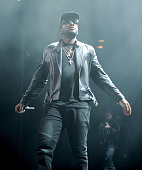 Hiphop artist Young Jeezy performs on stage at Power 1051's Powerhouse 2014 at Barclays Center of Brooklyn on October 30 2014 in New York City