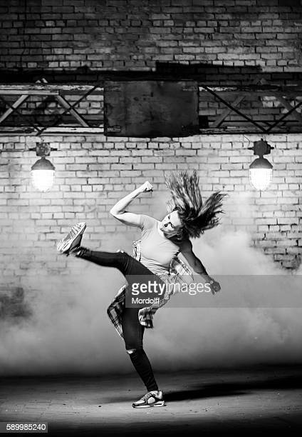 Hip-hop Dancer Girl