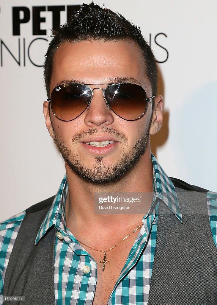 Hip-hop violinist SVET attends the 'Party After' BET Awards 2013 hosted by Chris Brown and Nick Cannon at the Belasco Theater on June 30, 2013 in Los Angeles, California.