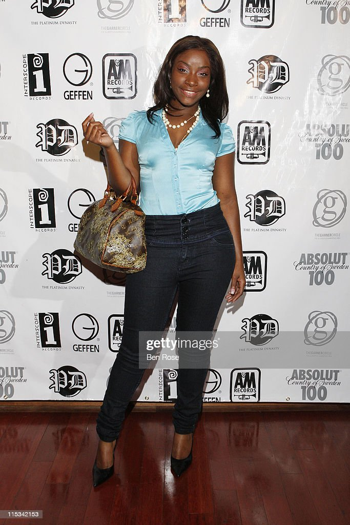 Hip-Hp artist Princess from Crime Mob attends The IGA/The Platinum Dynasty/The Garner Circle BET Hip Hop Awards 2007 Gift Suite at Opera on October 12, 2007 in Atlanta, GA.