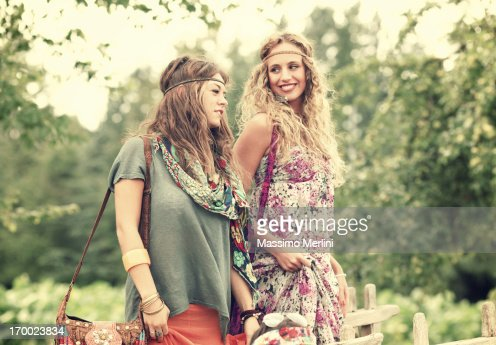 Dating hippie girl