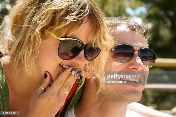 Hippie Smokers