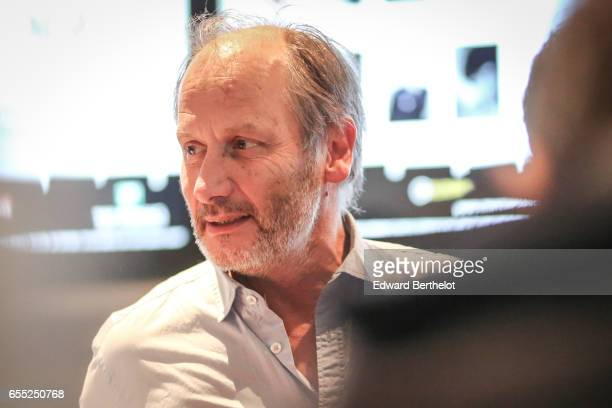 Hippolyte Girardot attends the Printemps Du Cinema 2017 Opening Ceremony at Cinema Pathe Beaugrenelle on March 19 2017 in Paris France