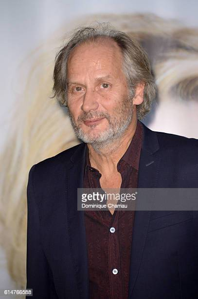 Hippolyte Girardot attends the 'Prix Lumiere 2016' award during the 8th Film Festival Lumiere In Lyon on October 14 2016 in Lyon France
