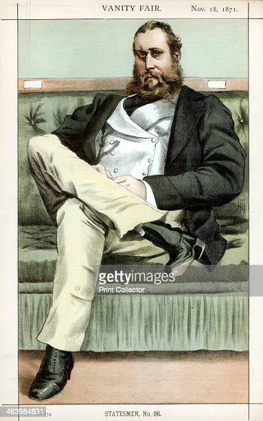 'Hippy' 1871 A caricature of Lionel DawsonDamer British politician DawsonDamer was Conservative MP for Portarlington in Ireland from 18571865 and...