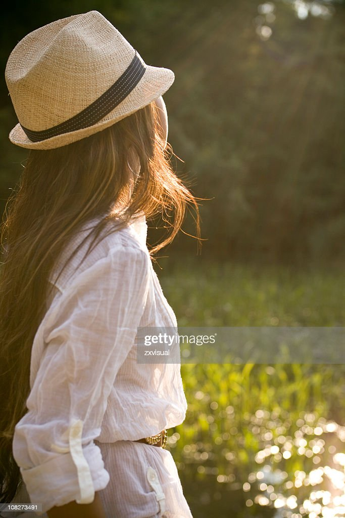 Country Girl 2 : Stock Photo