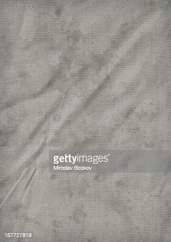 Hi-Res Acrylic Primed Linen Duck Canvas Mottled Vignette Grunge Texture