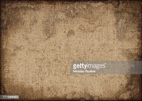 Hi-Res Artists' Antique Cotton Duck Canvas Mottled Vignette Grunge Texture