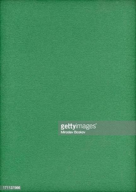 高解像度ケリーグリーンのパステル紙のザラザラした質感