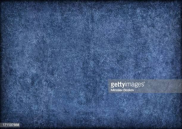Hi-Res Marine Blue Pig Leather Suede Vignette Grunge Texture