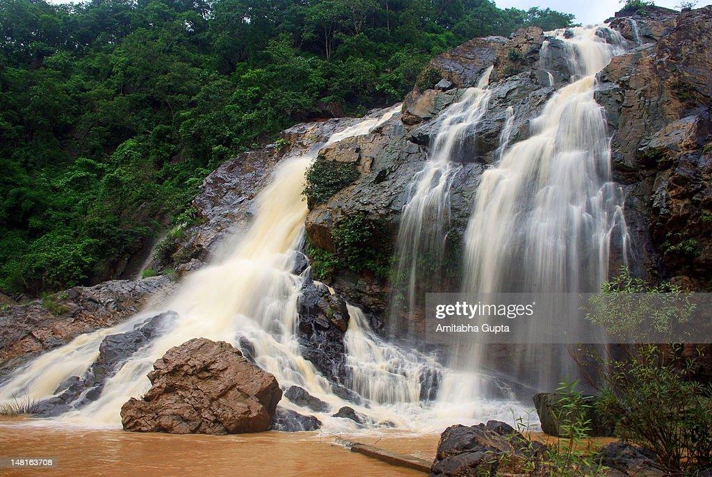 Hirni waterfalls