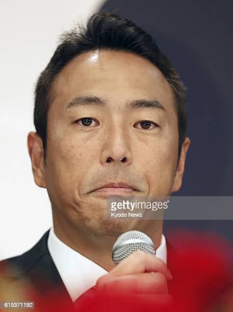 Hiroki Kuroda a 41yearold pitcher of Japanese Central League baseball club Hiroshima Carp who also played for the Los Angeles Dodgers and New York...