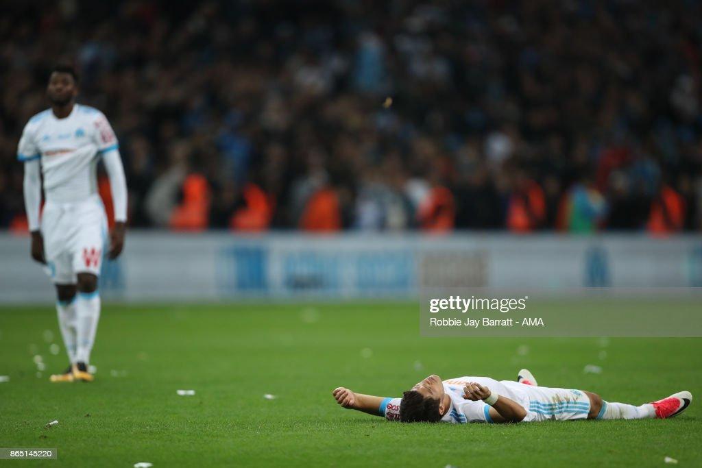 Olympique Marseille v Paris Saint Germain - Ligue 1