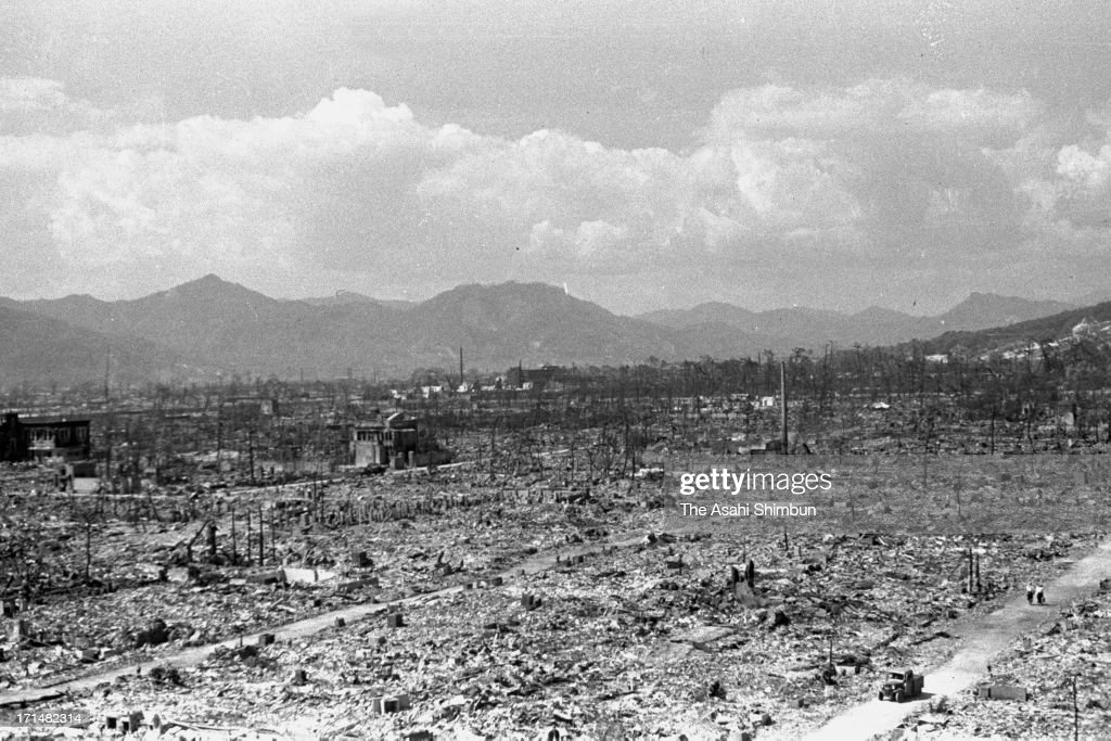 the global effects of the atomic bombs on japan The atomic bomb and the end of world war after reviewing the impact of various atomic bomb effects--blast the decision to drop the atomic bomb on japan.