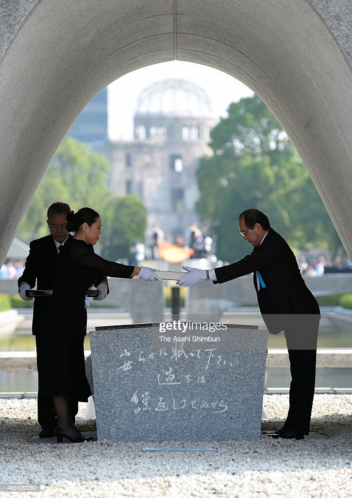 the events during the fateful day of us atomic bombing of hiroshima Hiroshima marks the 68th anniversary of the atomic bombing on stop during an 11-day sea of japan document events of that fateful summer day and.