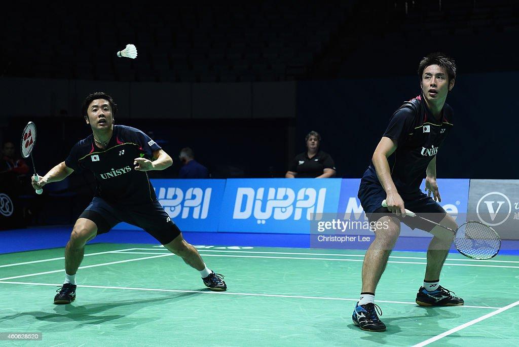 BWF Destination Dubai World Superseries Finals - Day 2